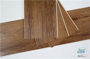PVC Click Lock Vinyl Plank SPC Flooring