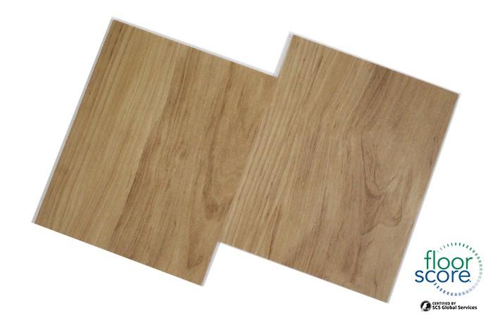 Moisture-proof Bathroom 5.5mm SPC Flooring