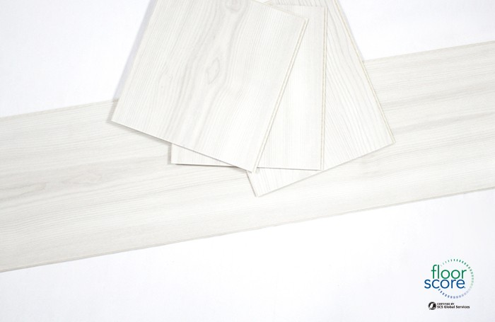 Indoor 5.0mm SPC Vinyl Plank Flooring