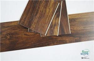 Different Types Library SPC Click Flooring