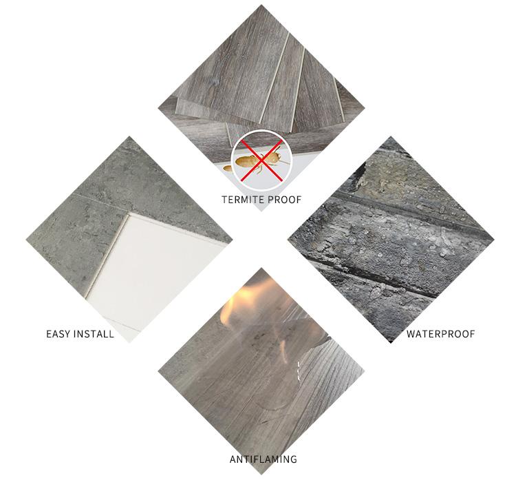 Formaldehyde free SPC Flooring
