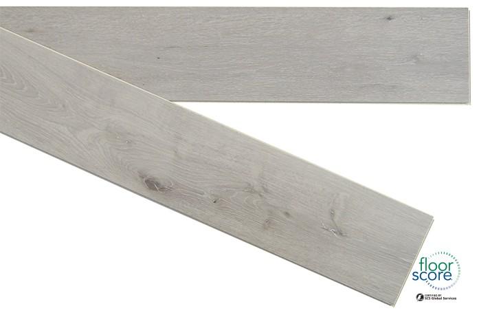 Embossed 3.2mm spc click flooring