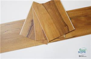 Natural Loose Lay Vinyl SPC Click Flooring