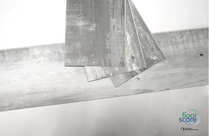 Termite-proof spc flooring