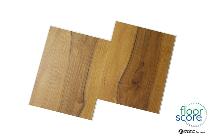 Anti-slip Antibacterial 5.5mm SPC Flooring