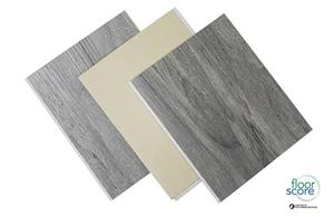 6.0mm Sound absorption spc flooring