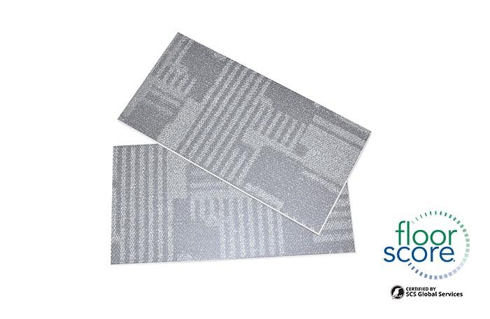 carpet grain waterproof spc click flooring