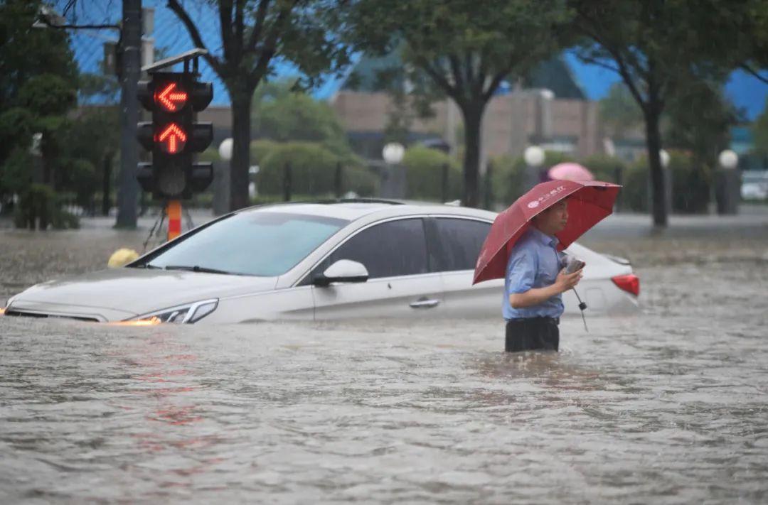 unusually heavy rains