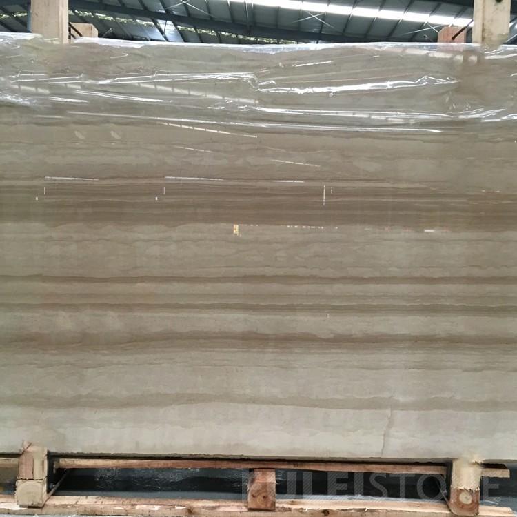 Italian Wood Serpenggiante Marble Slabs