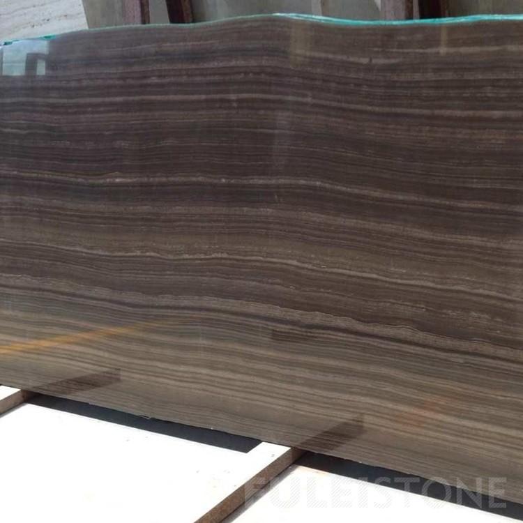 Eramosa Brown Wooden Marble Slabs