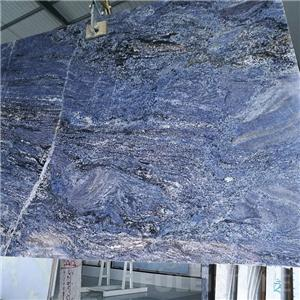 Azul Infinito Blue Granite Slab