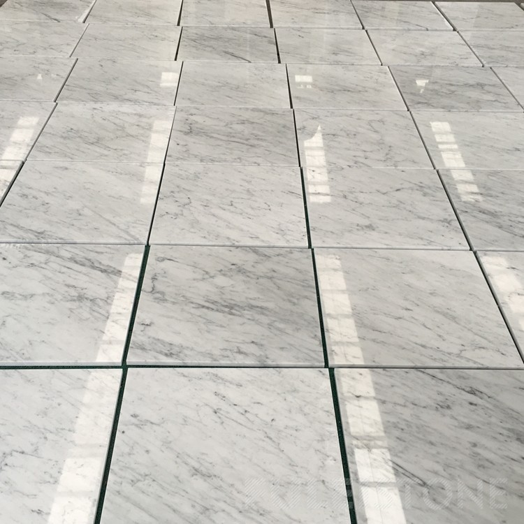 Wholesale Bianco Carrara White Marble Tiles