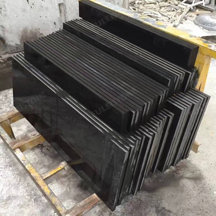 Wholesale Pure Black Marble Tiles