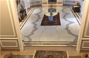 Calacatta Marble for Luxury Villa