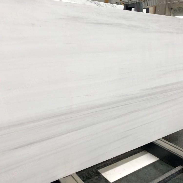 Polished Bianco Dolomite White Slabs