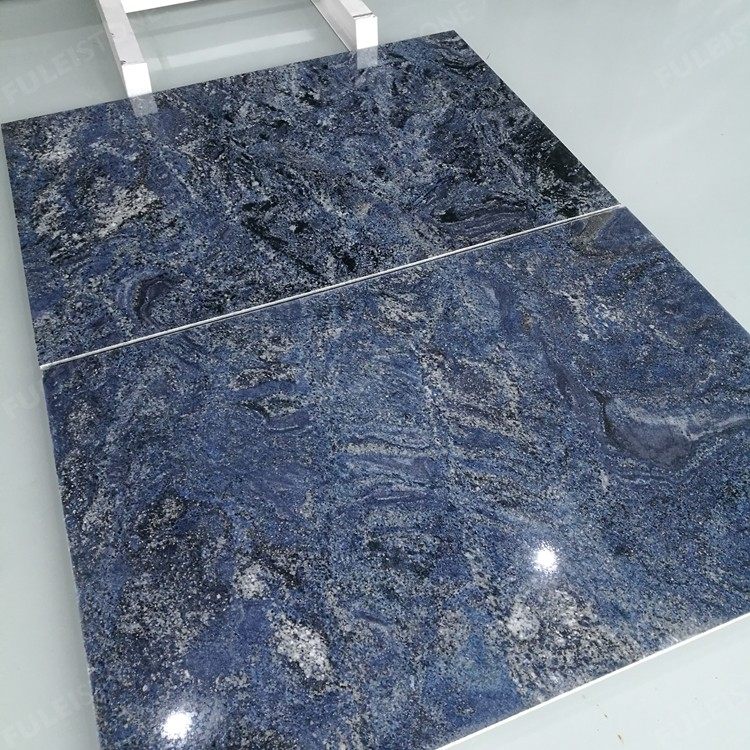China High Quality Brazilian Azul Infinito Blue Granite Tiles Quotes - Brazilian tile manufacturers