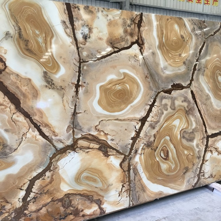 Nature Palomino Granite Slabs