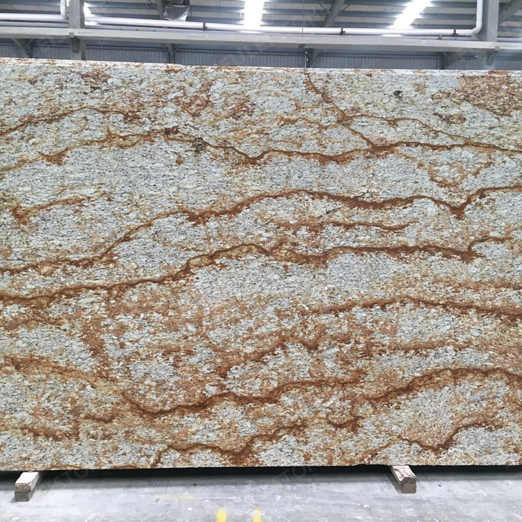 Wholesale Verniz Tropical Granite Slabs