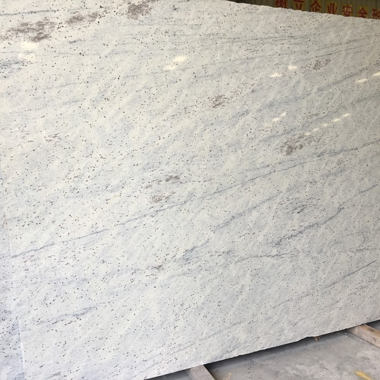 Wholesale River White Granite Slab for Counertop