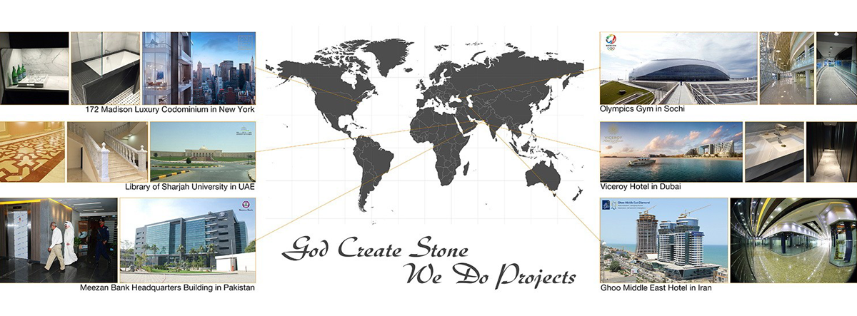 Fulei Stone Projects