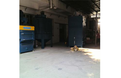 Improve Technology - Powder coating - new machine