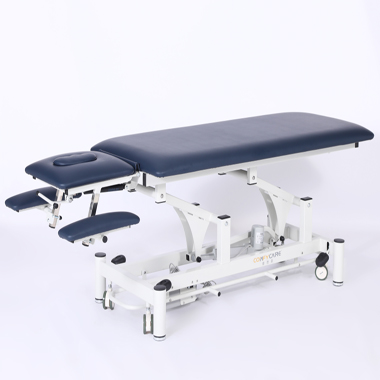Electric exam table