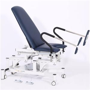 Gynecology examination couch