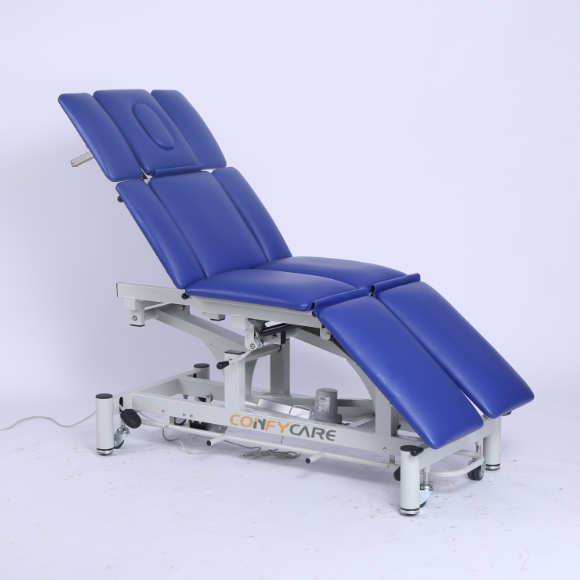 Adjustable medical examination couch
