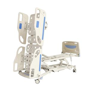 Tilting 6 Funtion Adjustable Height Electric ICU Health Care Hospital Bed