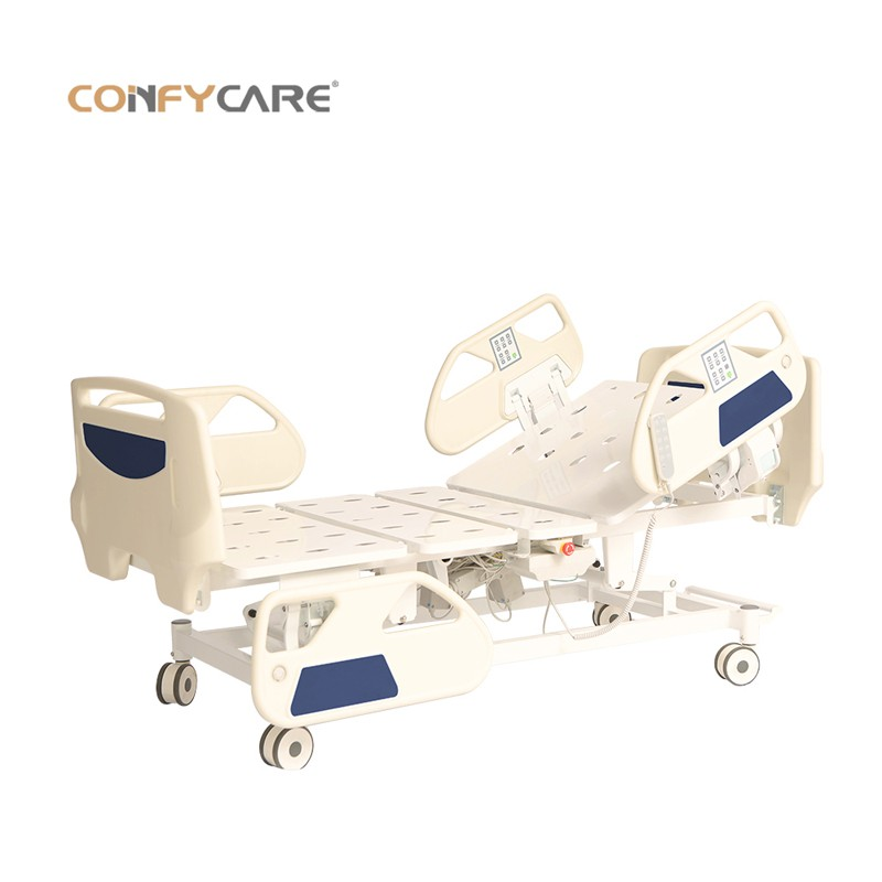 Coinfycare 5 function hospital ICU bed JFD49 Manufacturers, Coinfycare 5 function hospital ICU bed JFD49 Factory, Supply Coinfycare 5 function hospital ICU bed JFD49