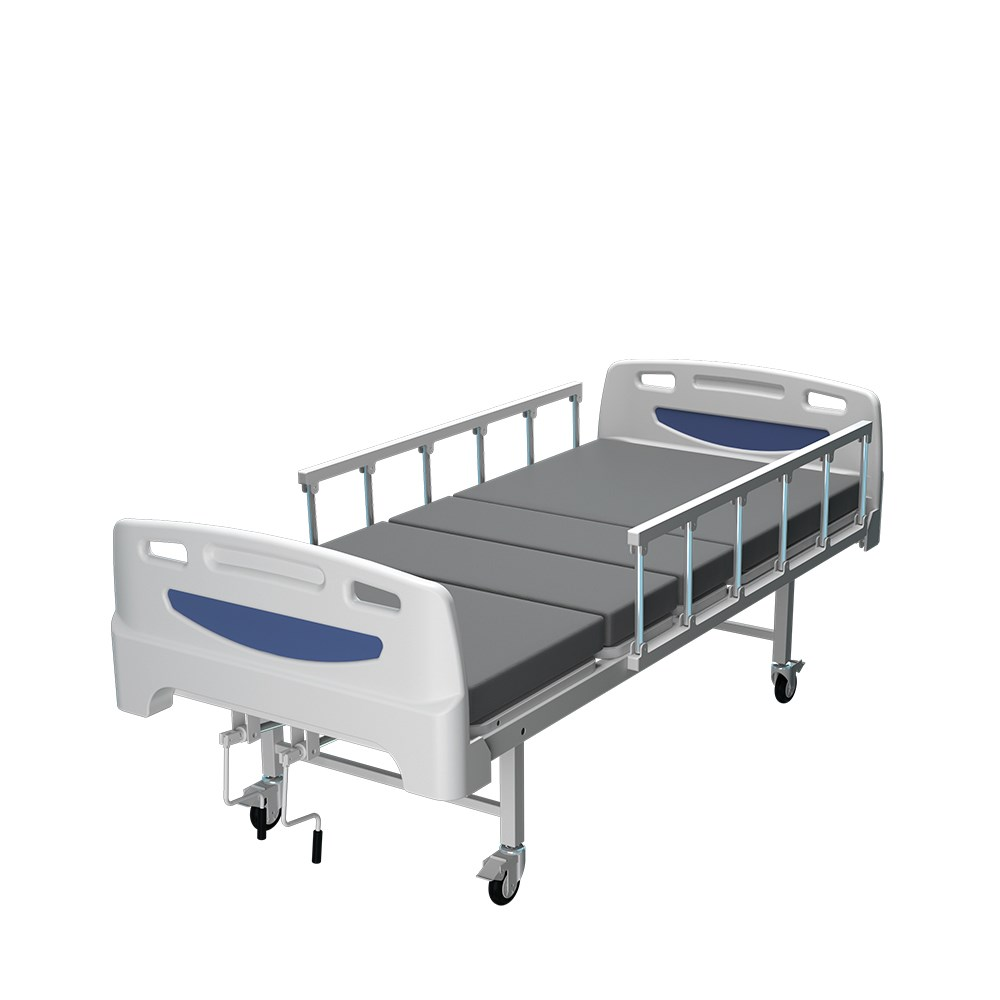 2 cranks manual hosptial bed Manufacturers, 2 cranks manual hosptial bed Factory, Supply 2 cranks manual hosptial bed
