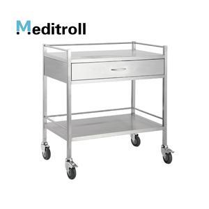 MEDITROLL MTD01stainless baja troli instrumen
