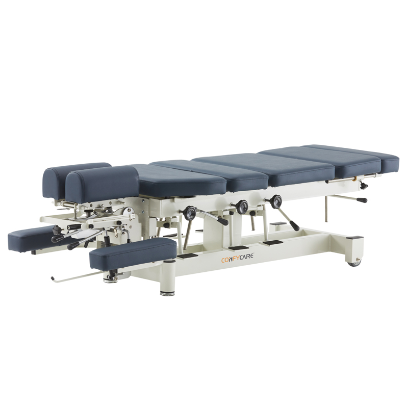 Stationary Chiropractic Drop Table
