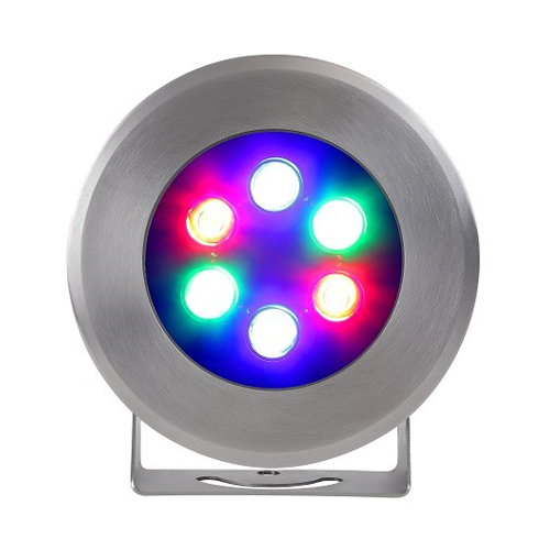 9W IP68 LED Underwater Spotlight