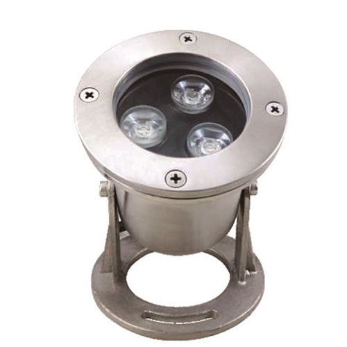3W LED Underwater Spotlight
