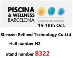 PISCINA&WELLNESS BARCELONA 2019