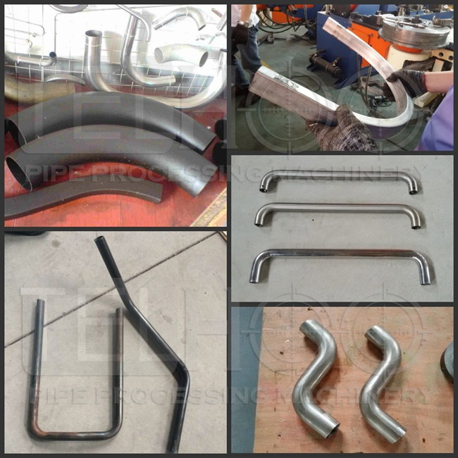 fabrication of hydraulic pipe bending machine Factory