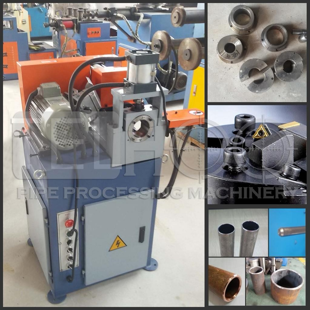 Single Head pipe chamfering machine
