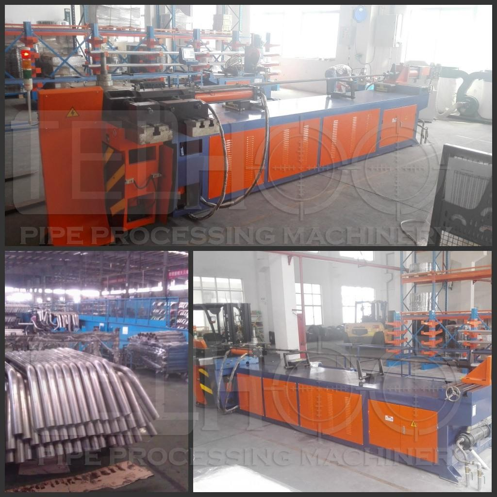 Cheap DW130NC Big Diameter Pipe Bending Machine, 3 axis pipe bending machine Suppliers, cold pipe bending machine Quotes