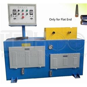 Hydraulic Metal Round Tube Sealing Machine