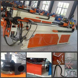 DW50CNC Stainless Tubing Bending Machine