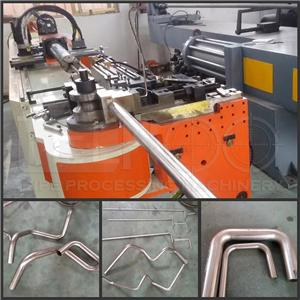 DW38CNC Stainless Tube Bender