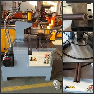 Tube End Notching Machine
