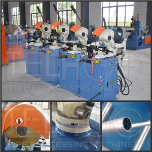 Manual Steel Pipe Saw Cutting Machine