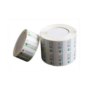 Product Traceability Labels