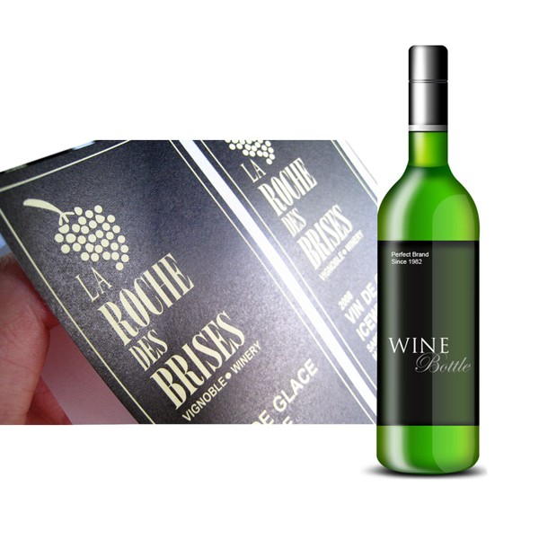 Bottle Labels Manufacturers, Bottle Labels Factory, Supply Bottle Labels