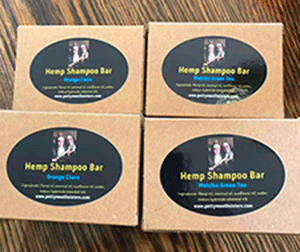 U.S. customer likes our soap labels