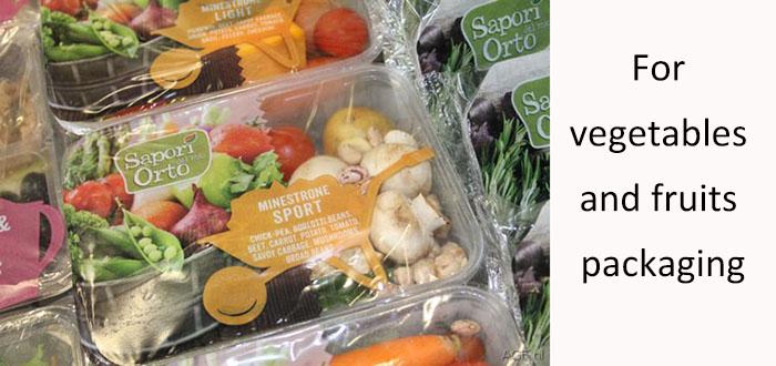 fresh meat packaging label