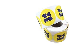 Custom Label And Sticker Logo