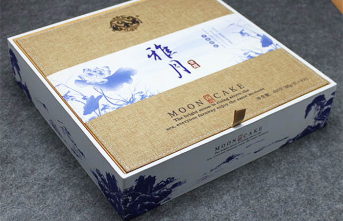 Chinese style packaging